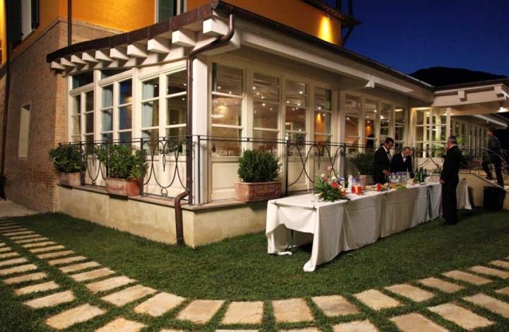 Relais Villa Fornari Hotel Camerino Mc